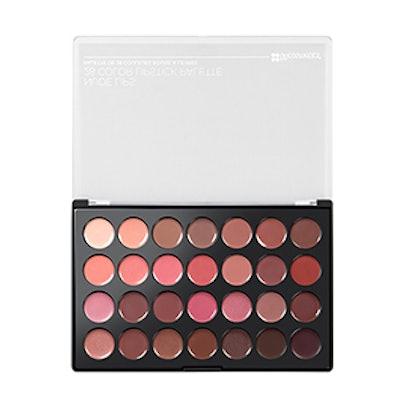 Nude Lips 28 Color Lipstick Palette