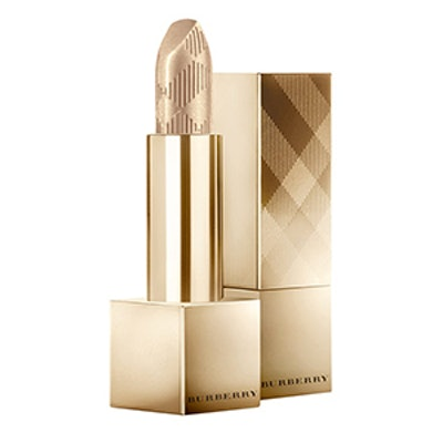 Festive Burberry Kisses in Gold
