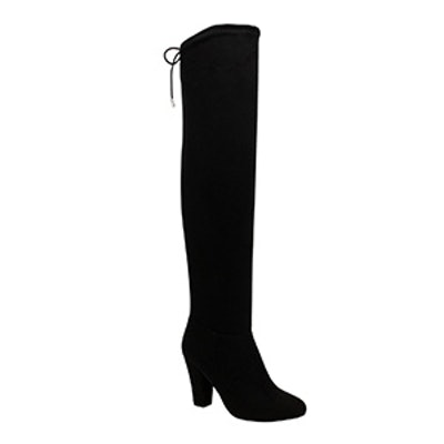 Qeiven Over-The-Knee Boots