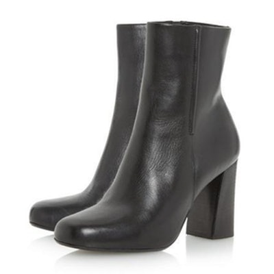 Osmond Flared Heel Ankle Boot