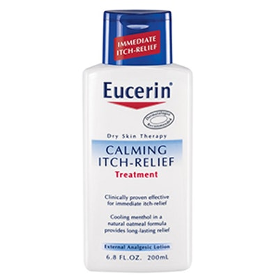 Skin Calming Itch Relief Treatment