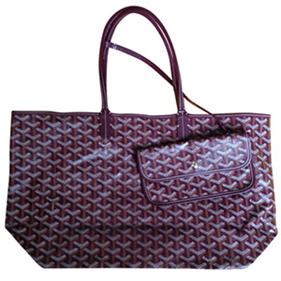 Saint-Louis Canvas Handbag