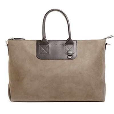 Bedford Crosstown Moss Nubuck Bag