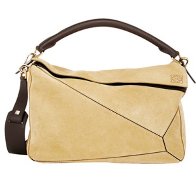 Puzzle Large Shoulder Bag