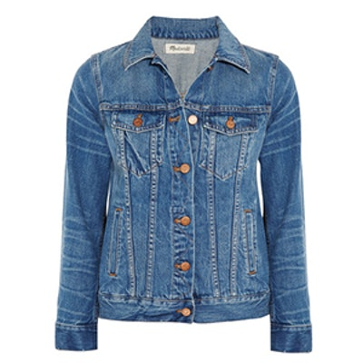 Classic Jean Denim Jacket