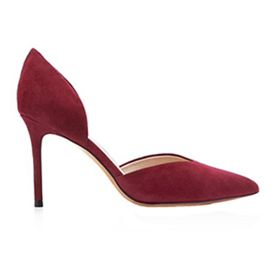 Tammy d'Orsay Pointed Toe Pumps