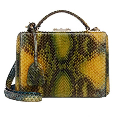 Python Grace Small Trunk Bag