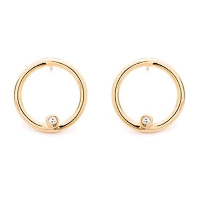 Grace Orbit Earrings
