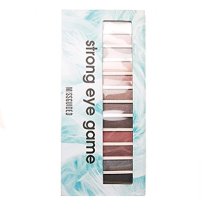Strong Eye Game Shadow Palette
