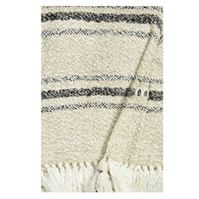 'Taylor Stripe' Throw Blanket
