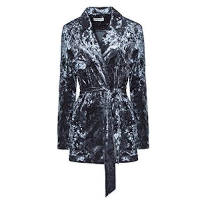 Robe Velvet Blazer
