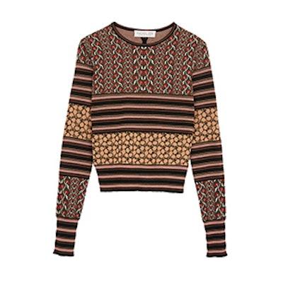 Ryan Cropped Sweater