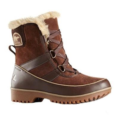 Tivoli II Suede Boot