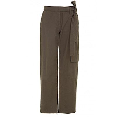 Army Twill Cargo Pants