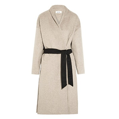 Chelsea Wool-Blend Coat