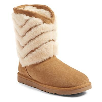 Tania Genuine Shearling Boot