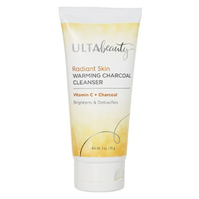 Radiant Skin Warming Charcoal Cleanser