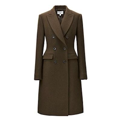 Women Carine Wool Blend Coat