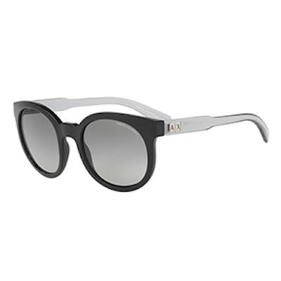Mod Bicolor Sunglasses