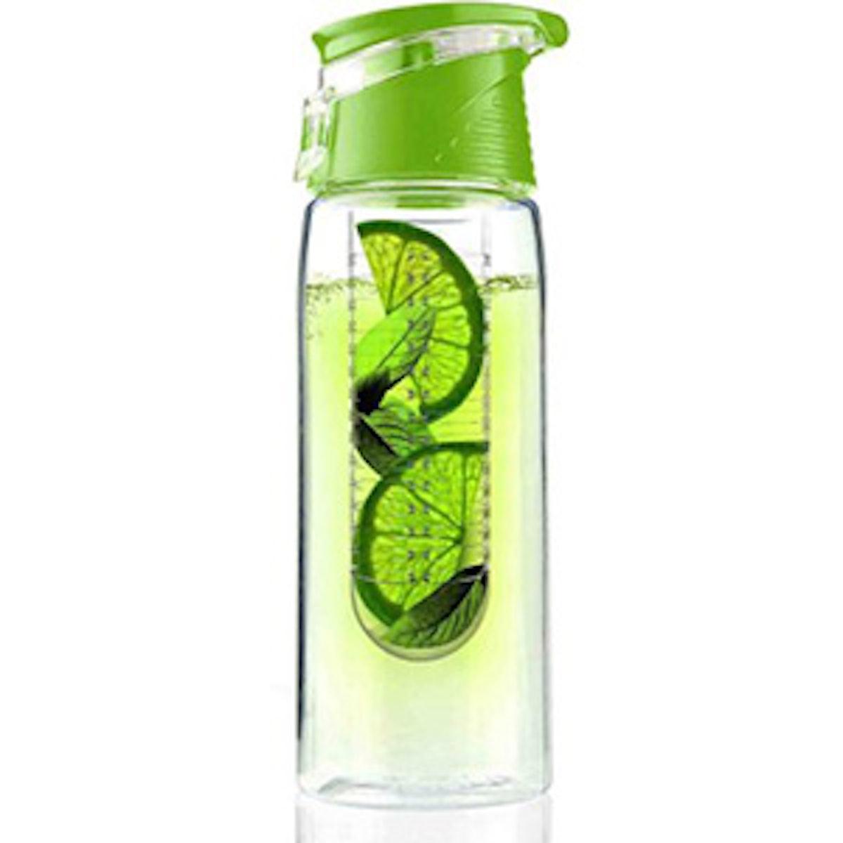Flavor 2 Go Fruit Infuser Water Bottle