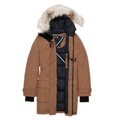 Golden by Tna Bancroft Parka