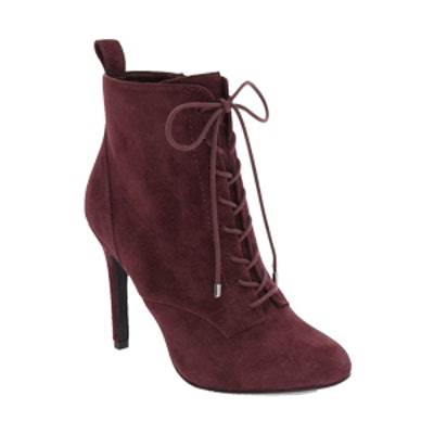 Banx Lace-Up Bootie