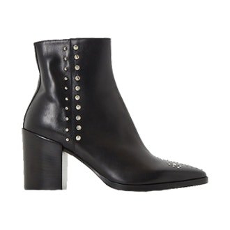 Dune Parlow Studded Ankle Boots