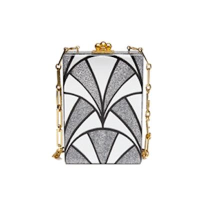 Carol Noveau Acrylic Clutch Bag