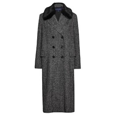 Rupert Tweed Long Double Breast Coat