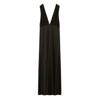 Long Fringed Dress