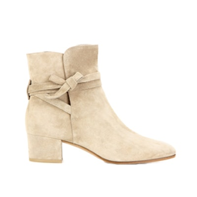 Moore Suede Ankle Boots
