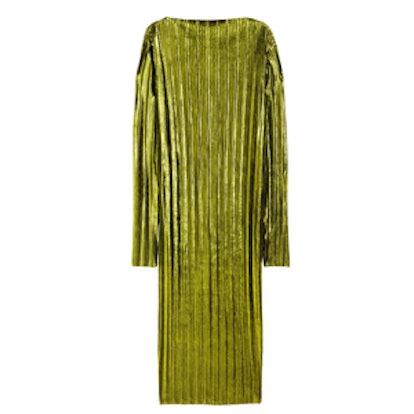 Metallic Shimmering Dress
