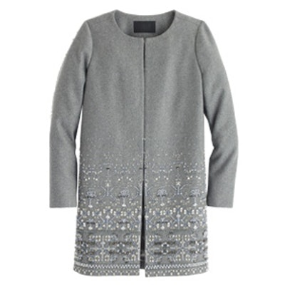 Collection Cocoon Coat