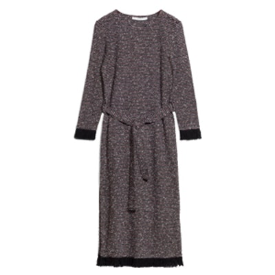 Boucle Dress