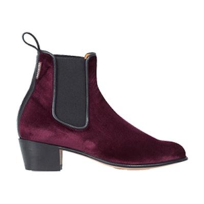 Cubana Velvet Boot