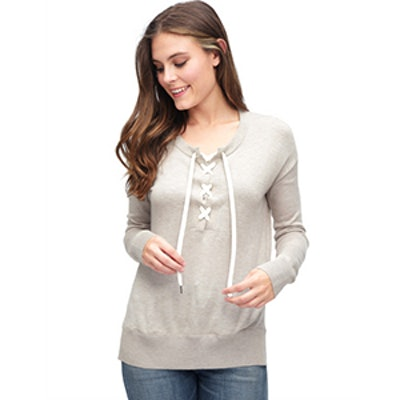 Lakewood Cashmere Blend Pullover