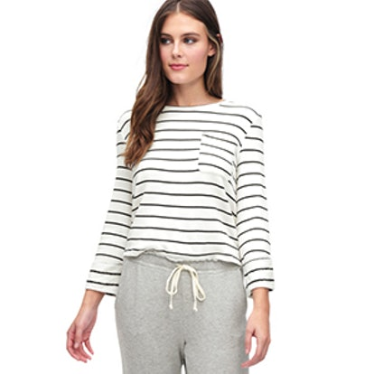 Dune Stripe French Terry