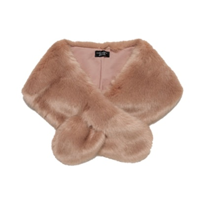 Small Faux Fur Stole
