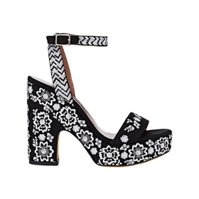 Calla Festival Platform Sandals