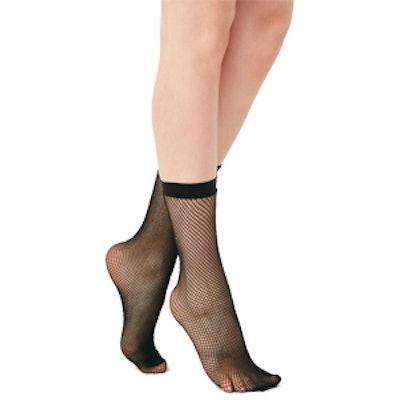 Basic Fishnet Socks