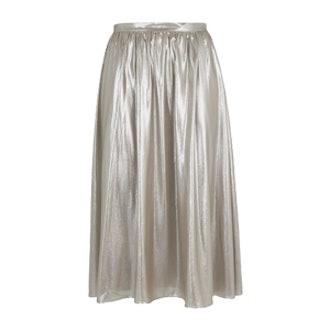 Metallic Foil Skirt