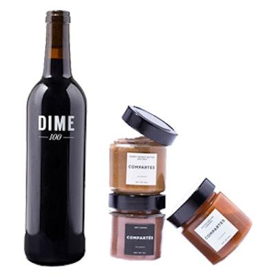Compartés x Dime 100: Seasonal Selections