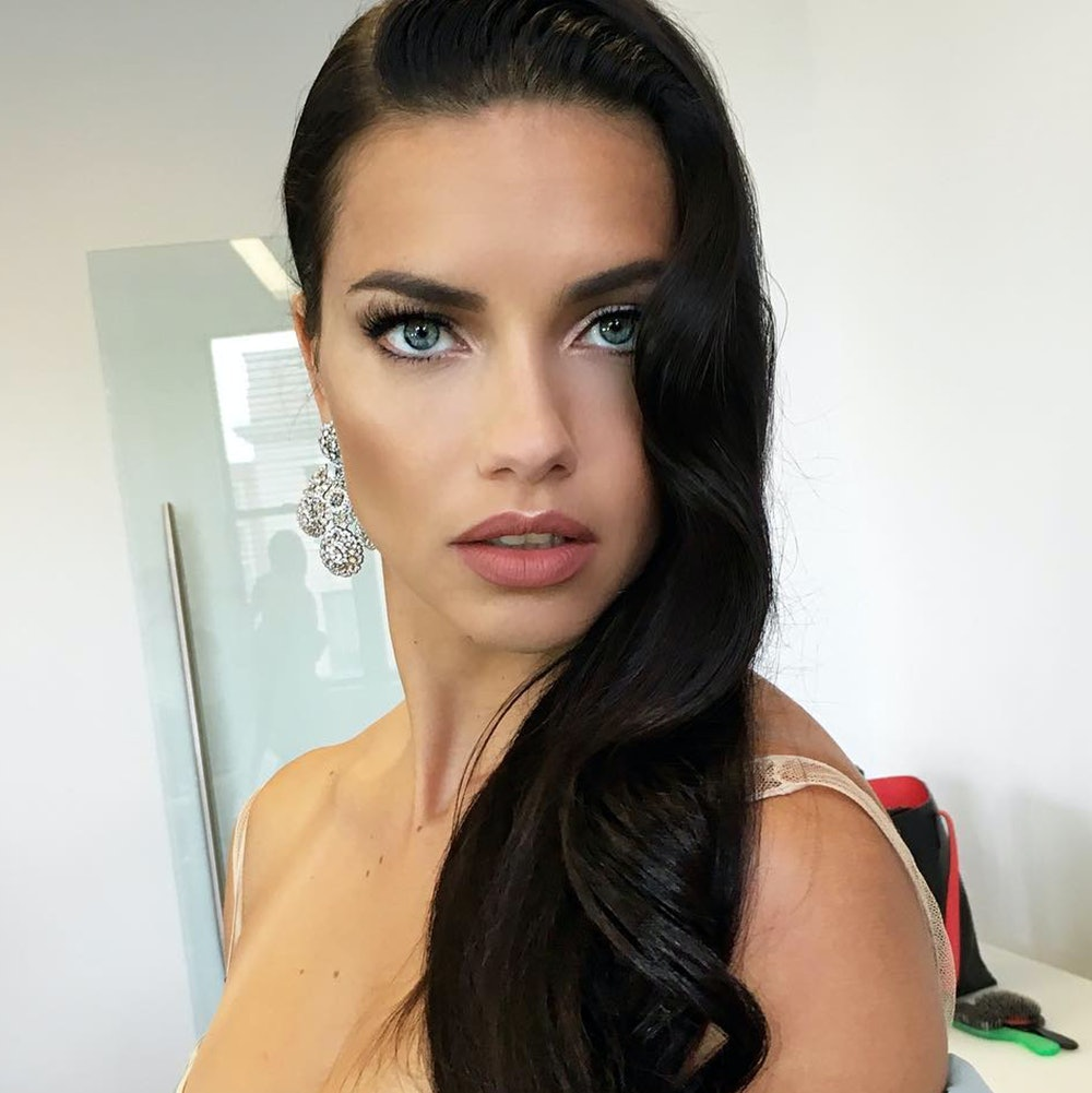 Adriana Limas Secret To Shiny Hair Is One Of Your Favorite Foods