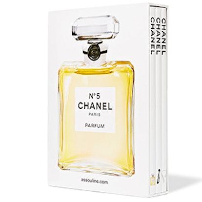 Set of Three Hardcover Books: Chanel