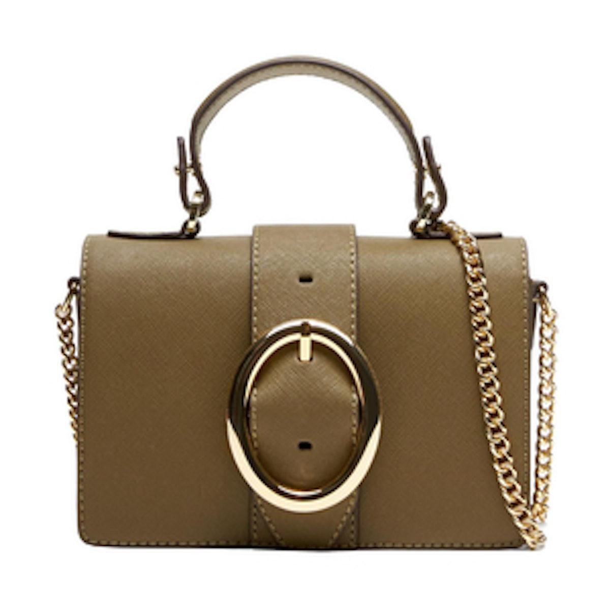 Micro Chain Buckle Bag