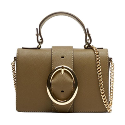Micro Chain Buckle Bag