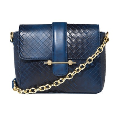 Faux Crocodile Cross Body