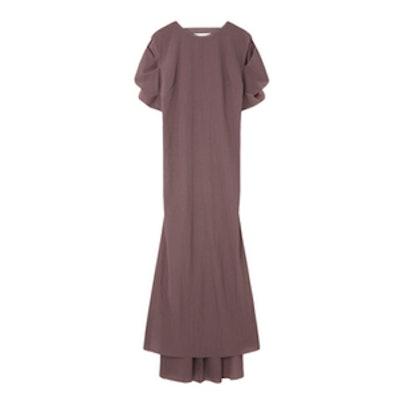 Long Cut-Out Dress