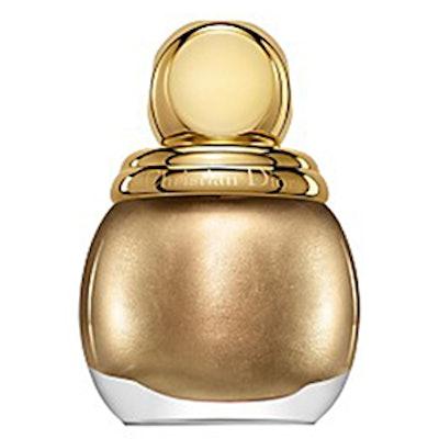 Diorific Vernis Splendor Collection In Golden