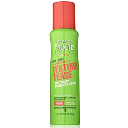 Style De-constructed Texture Tease Hairspray